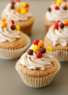 Biscoff #Cupcakes with Biscoff Buttercream