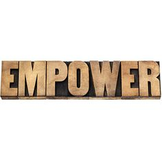 Your Power Word is EMPOWER  You are a motivating and inspirational person. You light a spark in others that helps them achieve more. You lead by being honest about your success and failures. You're at the point where you are comfortable being a leader.  You would rather teach someone to be self-sufficient than simply doing something for them. You help others help themselves. You get people to realize their own potential ... potential they didn't even know was there. Your leadership is life…