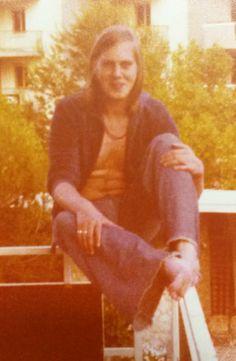 """junio 1975, en salou hotel """"delfin park"""""""