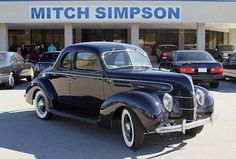 Ford : Other 1939 Ford Standard Coupe Original Type Car Runs and Drives Great - http://www.legendaryfind.com/carsforsale/ford-other-1939-ford-standard-coupe-original-type-car-runs-and-drives-great/