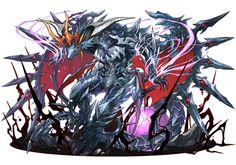 「ヘラドラゴン」插圖公開!! - Puzzle & Dragons 戰友系統及資訊網