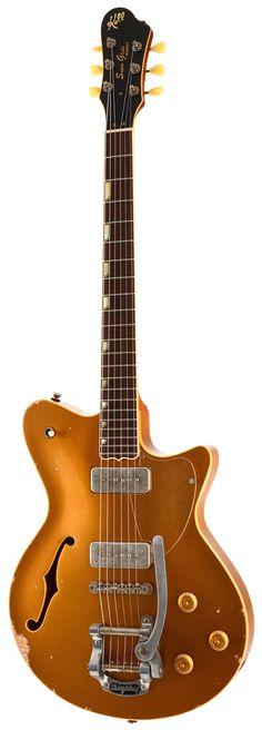 Koll Guitars Super Glide GT