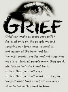 we need to take the time we need. It took me 3 years to learn how to live with the grief of losing my little guy. I still grieve and miss him deeply but I believe that I know how to balance the grief with my life now. Love Of My Life, In This World, Broken Dreams, Miss You Dad, Grief Loss, Speak Life, Missing You So Much, Missing Daddy, After Life