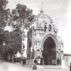 Turoliense: Ermita de la Virgen del Carmen Barcelona Cathedral, Taj Mahal, Past, Buildings, 3d, Drawings, Travel, Image, War