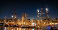 Tall Ship Festival, Pt Adelaide, Sth Australia.