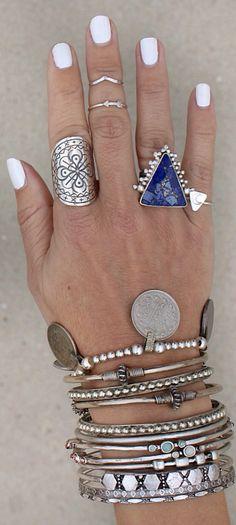 Bohemian Gypsy Style..boho, feathers gypsy spirit WOMEN'S JEWELRY http://amzn.to/2ljp5IH