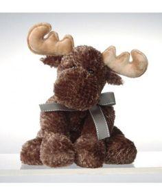 Lil Miles Stuffed Moose - Moose Stuffed Animals - MOOSEVILLE