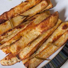 Rosemary Olive Oil Sweet Potato Fries