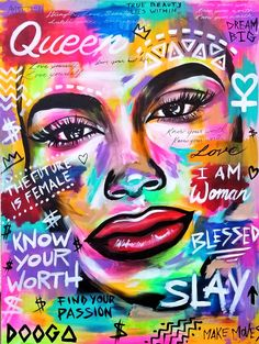 Available in multiple sizes. Black Love Art, Black Girl Art, Art Girl, Black Art Painting, Black Artwork, African American Art, African Art, Tableau Pop Art, Black Art Pictures