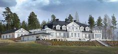 Villa Jensby, Nestebyalléen 4, 2211 Kongsvinger, Norway