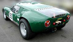 Ford Lola GT MK6 #cars #gtyu #vintage