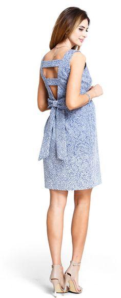 Happy mum - Maternity wear & fashion, dresses, Azzure dress.