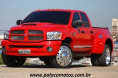 Dodge Ram 2500 real trucks