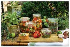 20 лучших салатов для консервирования | Дачный сад и огород
