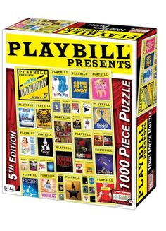 - Playbill Presents the Best of Broadway Series 5 - Piece Jigsaw Puzzle - Broadway Plays, Broadway Theatre, Musical Theatre, Broadway Shows, Cool Jigsaw Puzzles, 1000 Piece Jigsaw Puzzles, Puzzle 1000, Puzzle Art, Lion King Musical