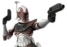 clone trooper captain keeli | Star Wars Captain Keeli