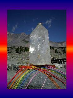 Minerales: Salud, Magia y Espiritualidad.: CRISTAL DE ROCA O CUARZO TRANSPARENTE O CRISTAL DE CUARZO O CUARZO HIALINO