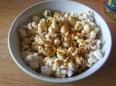 When our grandkids sleep over, we usually watch a movie; they like seasoned popcorn but we pefer the plain old buttered stuff! Thanx to Martha Stewart, we now spend a little quality time in the kitchen as each child cooks up a mix before show time! All of the variations can be doubled or tripled, depending on the size of the container you plan to use. The Italian mixture should be kept in the refrigerator, as it contains fresh cheese.