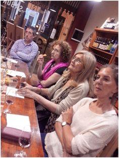Cata a ciegas con Malbec y cuentos argentinos
