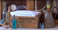 The Vintage Wall - Vintage Homewares, Decor, Letters and Signage