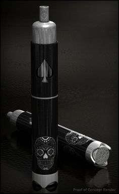 Mod reviews, news and more http://www.ecigguide.com/review_category/premium-ecigs/ #eccigguide    Need more girly vape gear!
