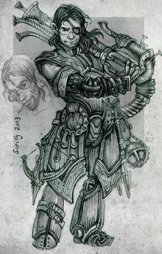 Dwarf By Exscout Munequitas 01 Pinterest Gingerbread Men Coloring Pages Kili