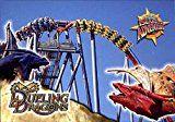 Get This Special Offer #6: Dueling Dragons Universal Studios Amusement Parks Original Vintage Postcard