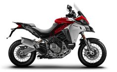 2020 Ducati Multistrada 1260 Enduro Pro - The original Ducati multistrada 1200 was transformed into Enduro's multistrada of autostrada and angled-sport-touring evil to a motorcycle adventure capable of off-road. Moto Ducati, Ducati Motorbike, New Ducati, Motorcycle Bike, Ducati Enduro, Ducati Diavel, Ducati Multistrada 1200, Scrambler, Cars