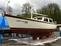 Sailboats: 37' Cooper Seabird Pilothouse - Listing #: 3806