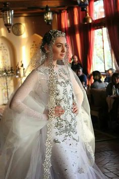 Armenian Wedding Dress Design