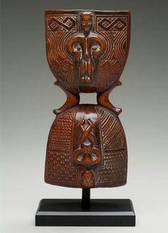 Africa | Bell, kunda - Congo, D. R. Congo | Late 19th century