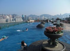 Hong Kong - Harbour Grand Hotel