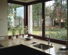 okno narozne w kuchni - Szukaj w Google
