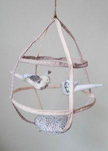 Birdcage by Tamar Mogendorff