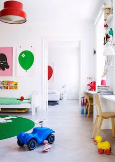 Colourful Family Home - NordicDesign