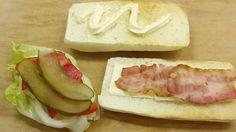 팜팜 파니니 샌드위치 만들기 포핀쿠킨 요리 장난감 소꿉놀이 식완 How to Make Panini Sandwich Recipe P...
