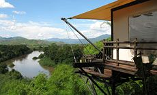 Four Seasons.tented camp Chiang Rai   Four Seasons Tented Camp