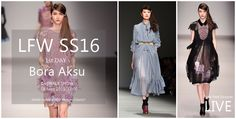LFW SS16 - 1ST DAY- Think-Feel-Discover LIVE