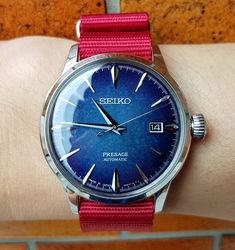 [Seiko] The Starlight might be one of the most beautiful dials Seiko has ever made. http://ift.tt/2DcqNSb