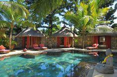 Una luna de miel ideal con Beachcomber Hotels en el Hotel Dinarobin Golf & Spa en Isla Mauricio #honeymoon #lunademiel #travel #viajes #tendenciasdebodas
