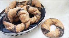 Ciambelle di pane integrale con semi di chia e papavero - Ricette di non solo pasticci