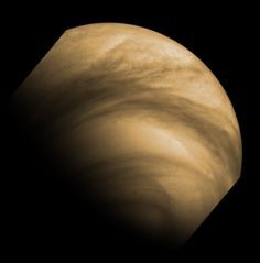 Data from Europe's Venus Express spacecraft has helped researchers better understand the hurricane-like winds that blast the second planet from the sun.