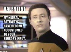 Data Valentine memes | quickmeme
