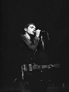 Ian Curtis, Joy Division 26 October 1979: Electric Ballroom, London