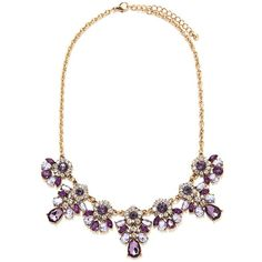 Forever 21 Faux Gem Statement Necklace ($13) ❤ liked on Polyvore featuring jewelry, necklaces, gemstone statement necklace, forever 21 necklace, cluster necklace, heart chain necklace and sparkly statement necklace