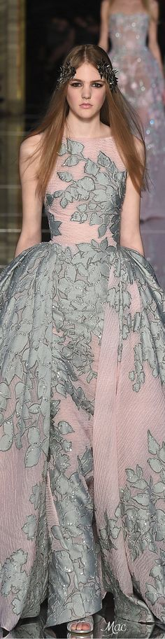 Spring 2016 Haute Couture Zuhair Murad jαɢlαdy