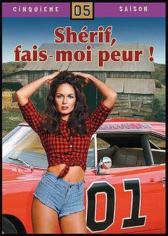 Shérif, Fais-Moi Peur - Saison 5 - DVD Zone 2 - PriceMinister