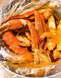 Cajun Seafood Boil, Seafood Broil, Seafood Boil Recipes, Seafood Dinner, Cajun Recipes, Shrimp Recipes, Sauce Recipes, Fish Recipes, Cooking Recipes