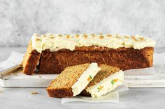 Try Carrot cake by FOOBY now. Or discover other delicious recipes from our category desserts. Cooking With Kids, Cooking Time, Vanille Paste, Orange Food Coloring, Food Dye, Vanilla Cake, New Recipes, Food Print, Yummy Food