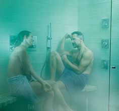 GROHE #SPA a luxurious shower experience
